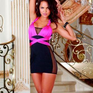 Dreamgirl versatile mini dress Brand new